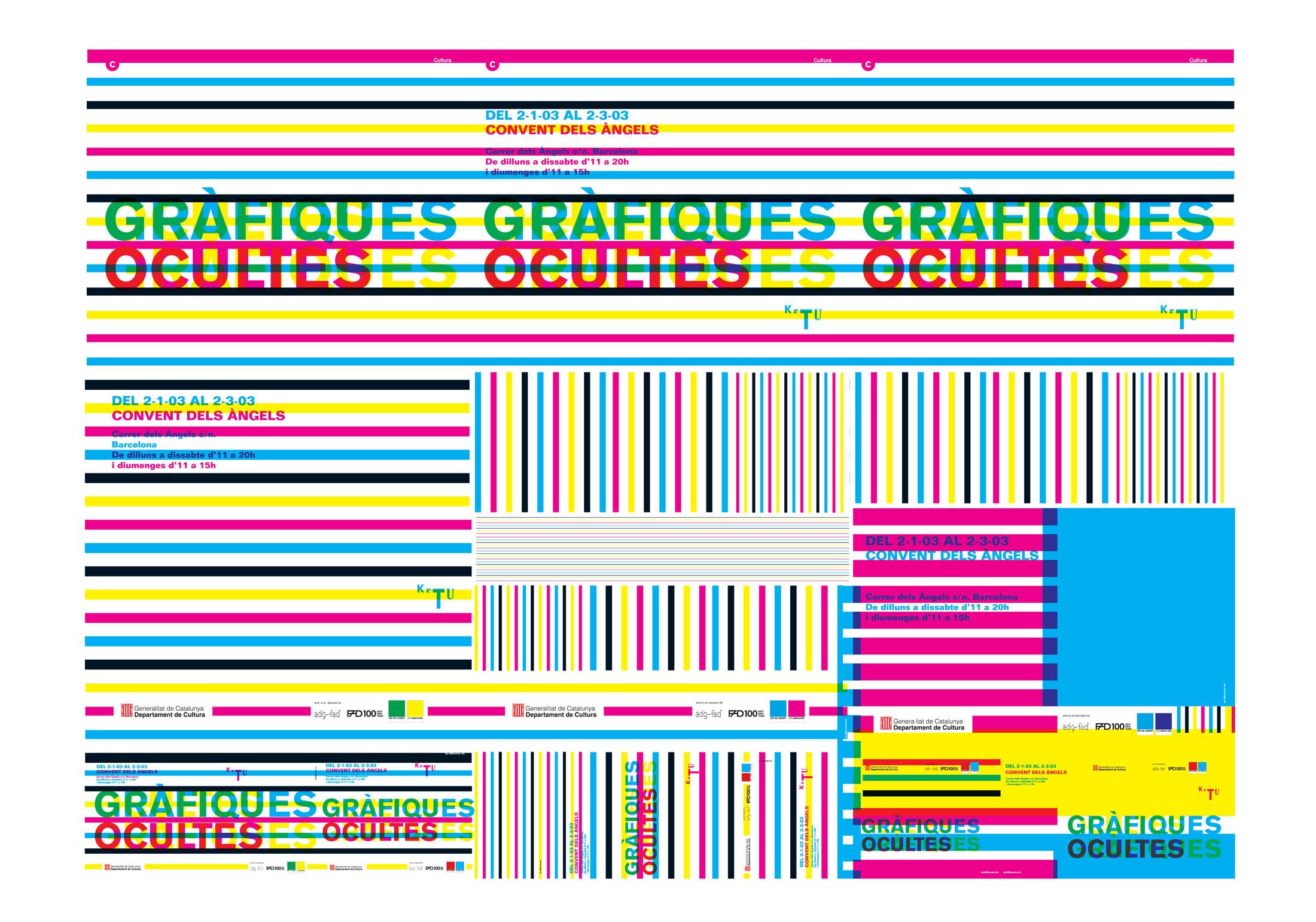 Disseny gràfic Gràcia